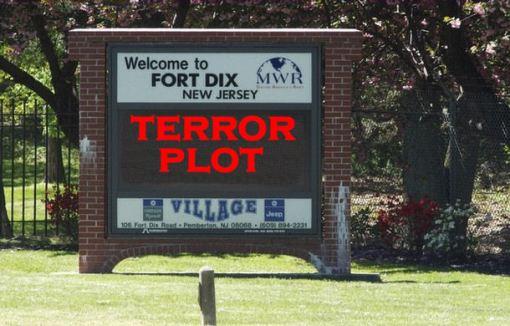 Fort Dix Terror Plot